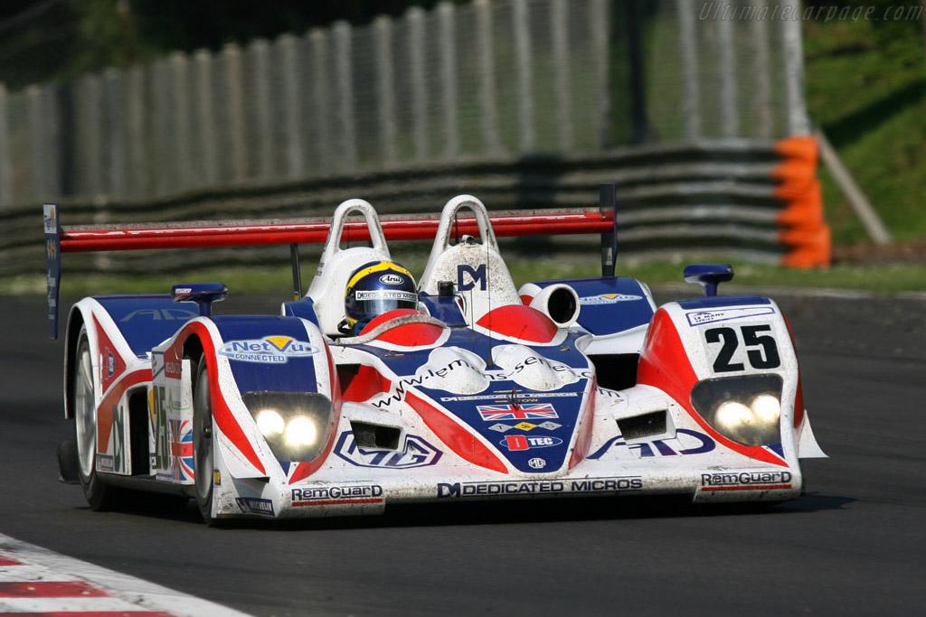 MG Lola EX 264 - Chassis: B0540-HU05 - Entrant: RML  - 2007 Le Mans Series Monza 1000 km