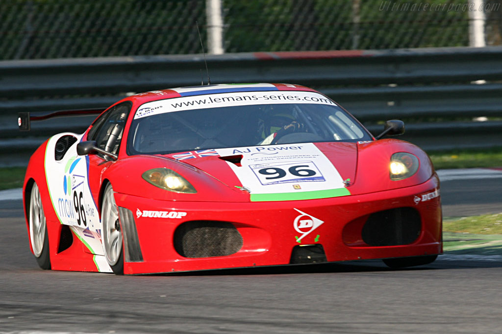 No ground clearance - Chassis: 2408 - Entrant: Virgo Motorsport  - 2007 Le Mans Series Monza 1000 km