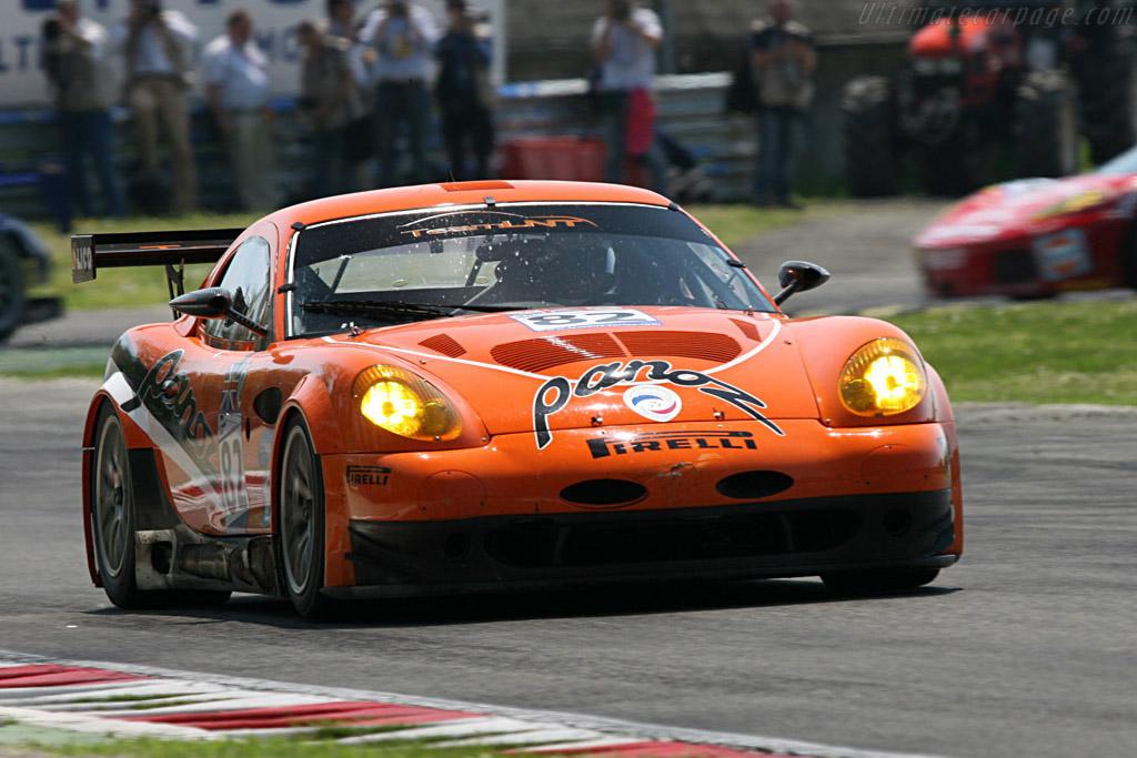 Panoz Esperante GTLM - Chassis: EGTLM 006 - Entrant: Team LNT  - 2007 Le Mans Series Monza 1000 km