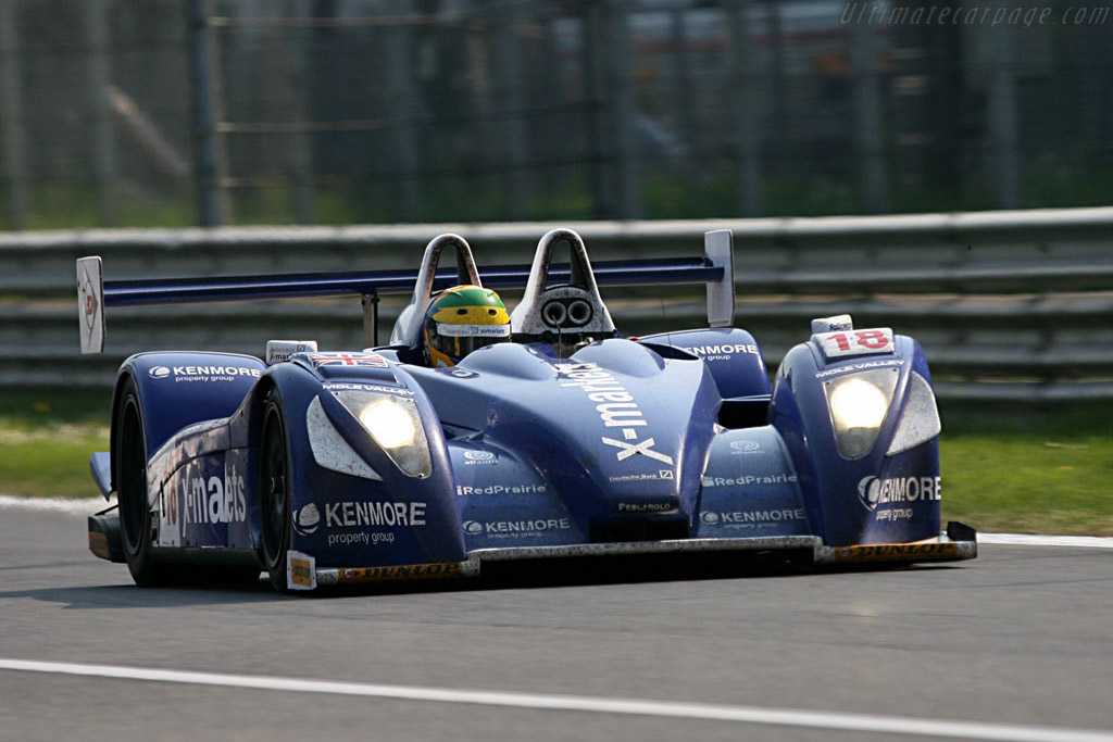 Pescarolo 01 Judd - Chassis: 01-04 - Entrant: Rollcentre Racing  - 2007 Le Mans Series Monza 1000 km