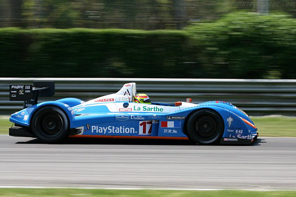 Pescarolo 01 Judd - Chassis: 01-01 - Entrant: Pescarolo Sport  - 2007 Le Mans Series Monza 1000 km