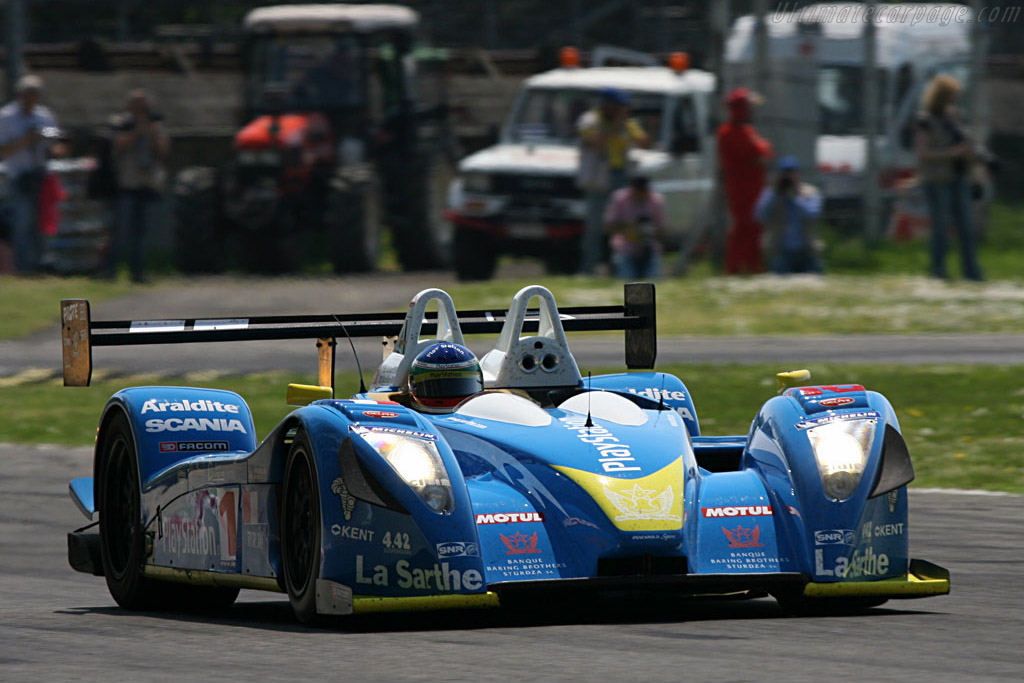 Pescarolo 01 Judd - Chassis: 01-05 - Entrant: Pescarolo Sport  - 2007 Le Mans Series Monza 1000 km