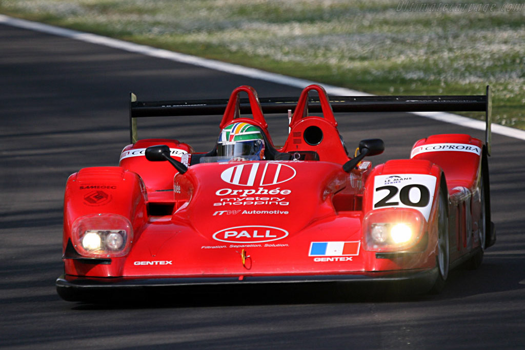 Pilbeam MP93 Judd - Chassis: 01 PB - Entrant: Pierre Bruneau  - 2007 Le Mans Series Monza 1000 km