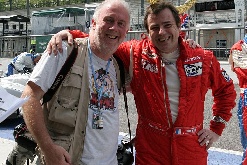 Pitlane Clowns    - 2007 Le Mans Series Monza 1000 km