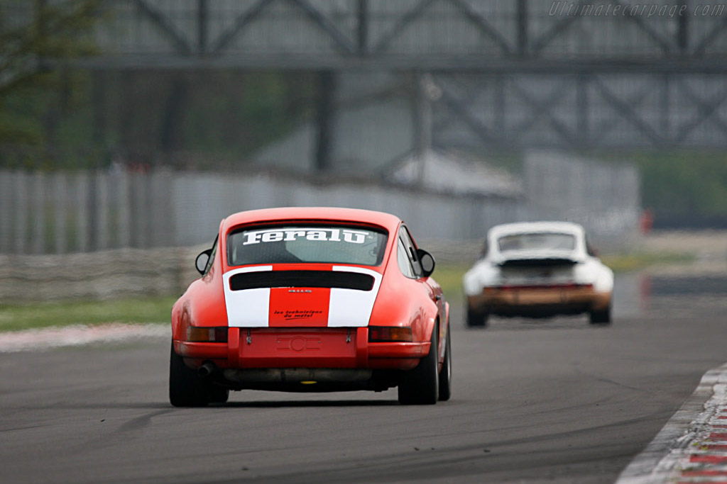 Porsche 911    - 2007 Le Mans Series Monza 1000 km