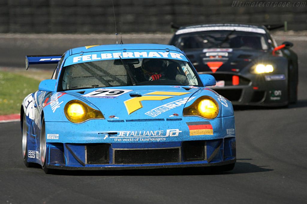 Porsche 996 GT3 RSR - Chassis: WP0ZZZ99Z4S693085 - Entrant: Team Felbermayr-Proton  - 2007 Le Mans Series Monza 1000 km