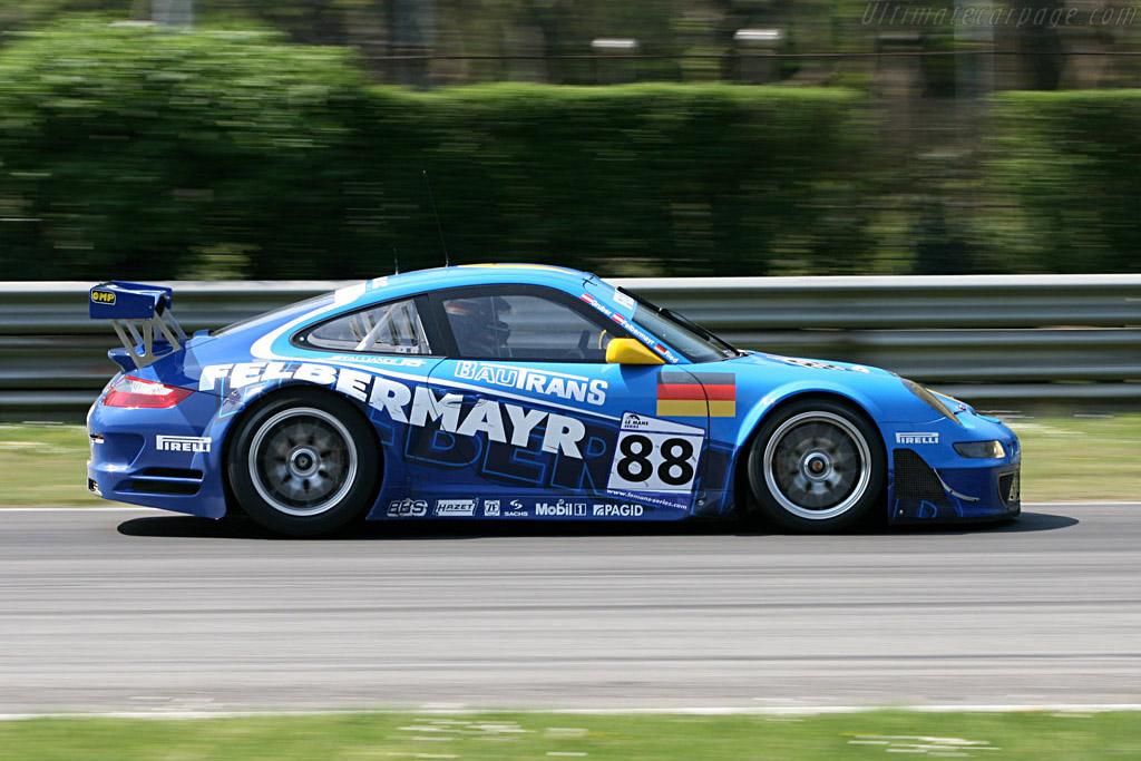 Porsche 997 GT3 RSR - Chassis: WP0ZZZ99Z7S799911 - Entrant: Team Felbermayr-Proton  - 2007 Le Mans Series Monza 1000 km