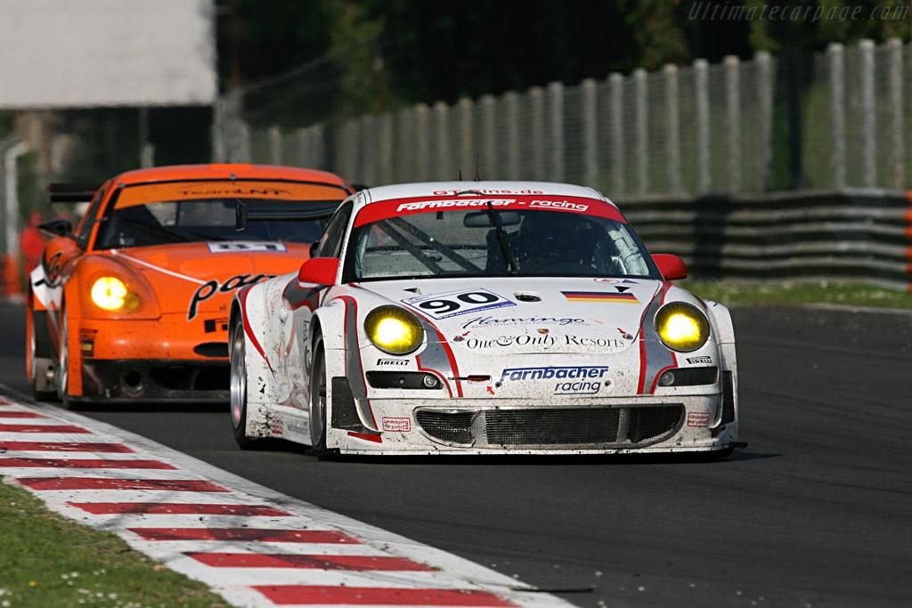 Porsche 997 GT3 RSR - Chassis: WP0ZZZ99Z7S799924 - Entrant: Farnbacher Racing  - 2007 Le Mans Series Monza 1000 km