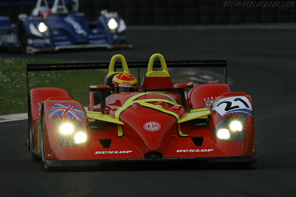 Radical SR9 AER - Chassis: SR9002 - Entrant: Bruichladdich Radical  - 2007 Le Mans Series Monza 1000 km