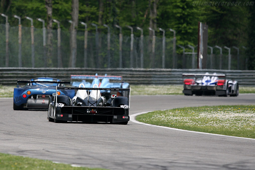 Radical SR9 Judd - Chassis: SR9005 - Entrant: Embassy Racing  - 2007 Le Mans Series Monza 1000 km