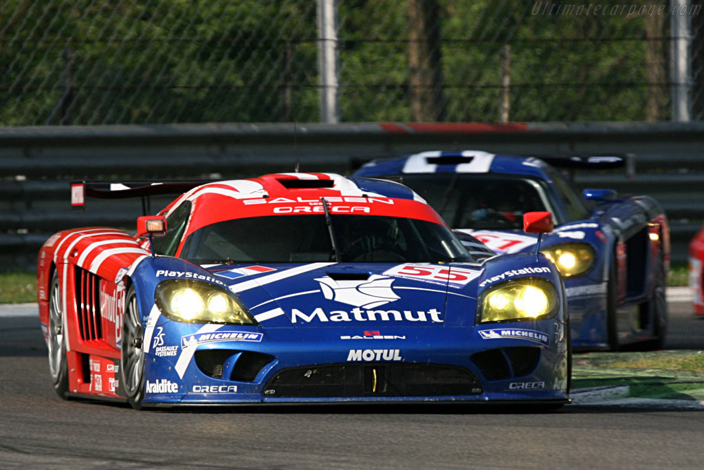 Saleen S7R - Chassis: 066R - Entrant: Team Oreca  - 2007 Le Mans Series Monza 1000 km
