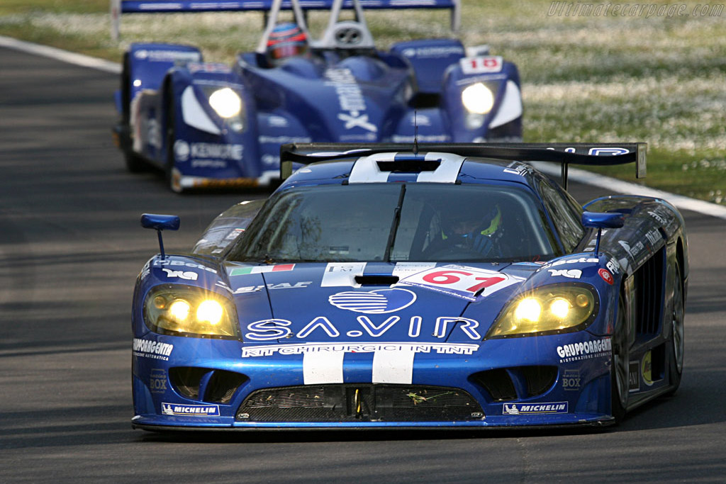 Saleen S7R - Chassis: 080R - Entrant: Racing Box  - 2007 Le Mans Series Monza 1000 km