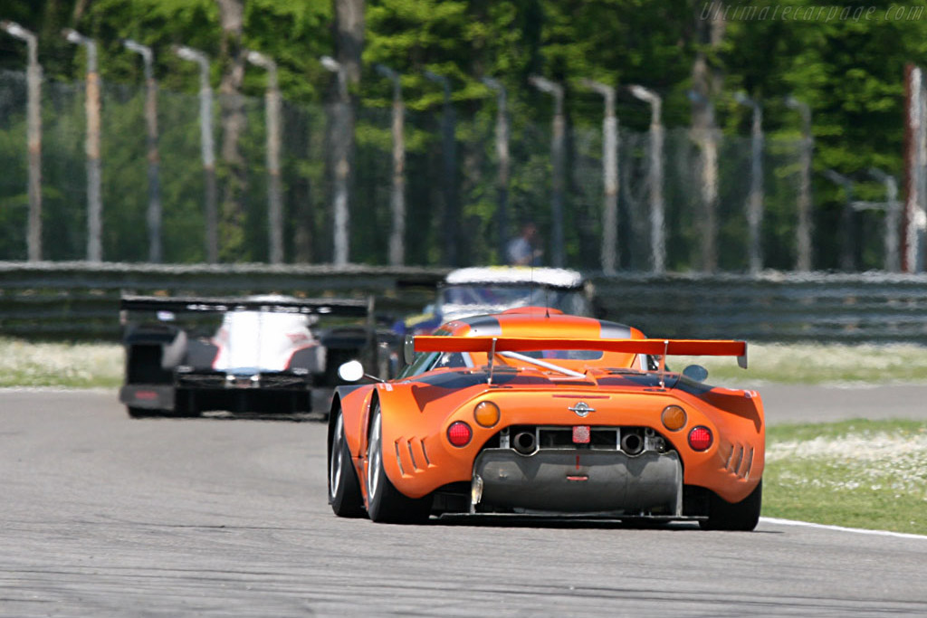 Spyker C8 Spyder GT2 R - Chassis: XL9GB11H150363098 - Entrant: Spyker Squadron  - 2007 Le Mans Series Monza 1000 km
