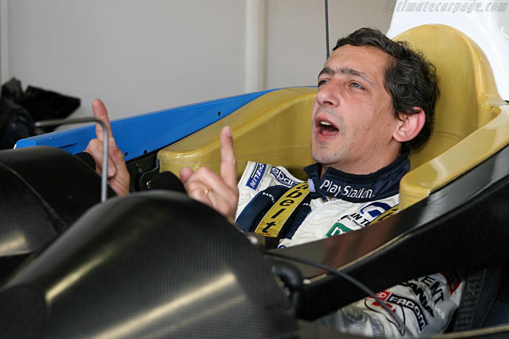 Up a bit - Chassis: 01-05 - Entrant: Pescarolo Sport  - 2007 Le Mans Series Monza 1000 km