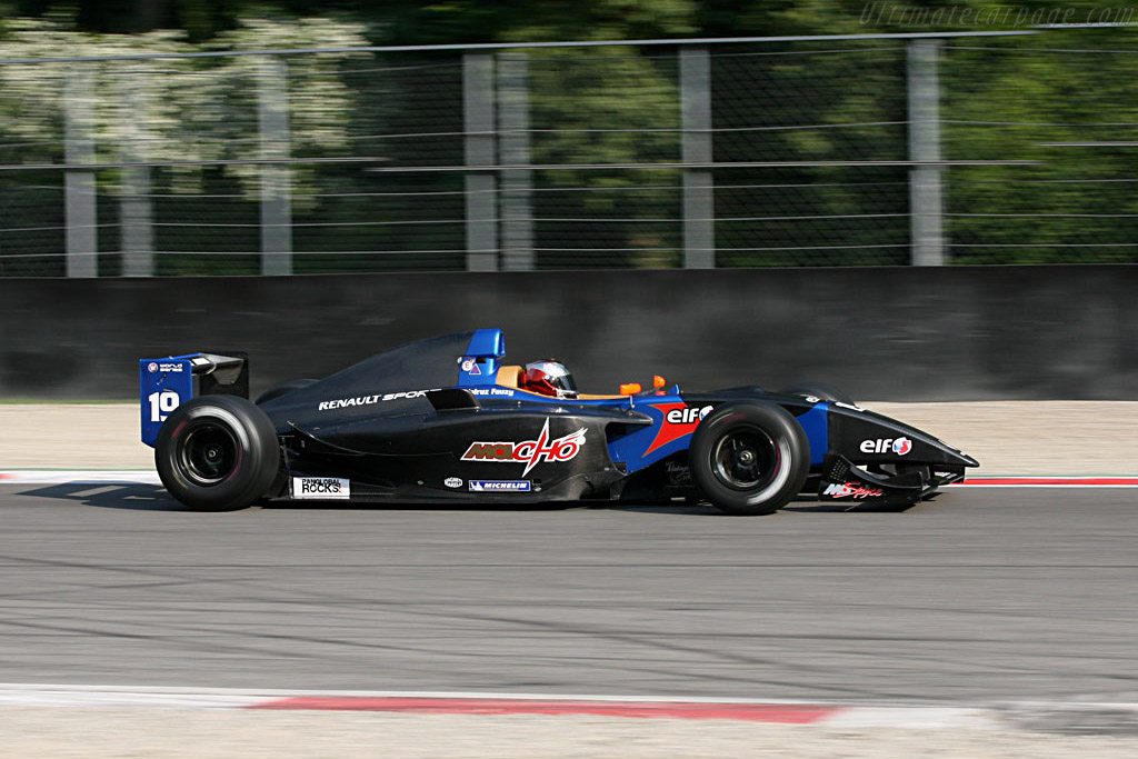 World Series by Renault    - 2007 Le Mans Series Monza 1000 km
