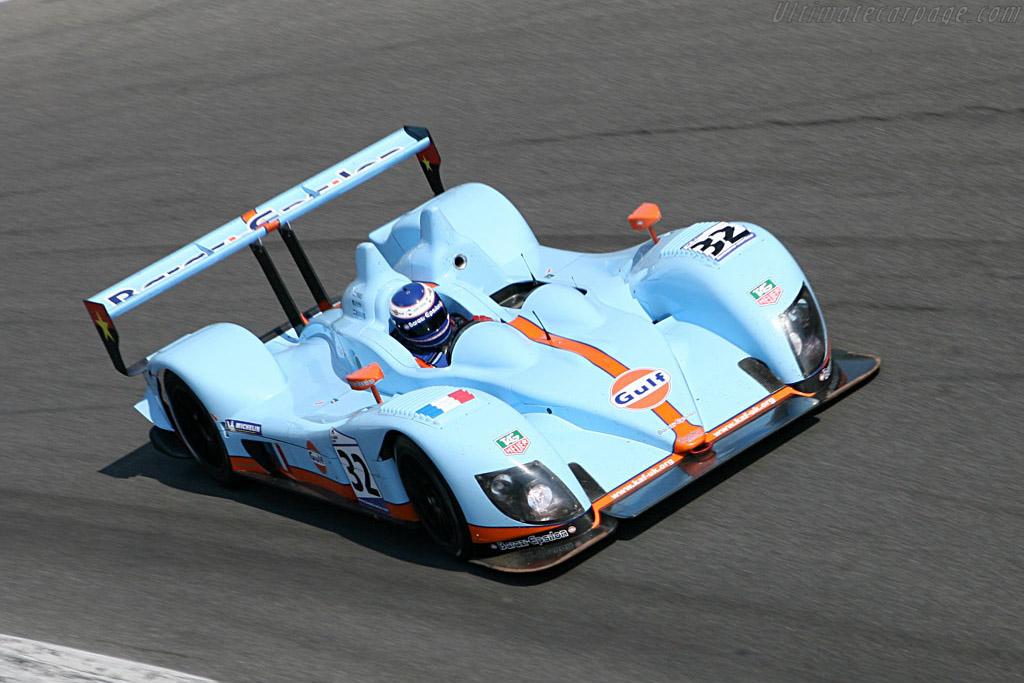 Zytek 07S/2 - Chassis: 07S-01 - Entrant: Barazi Epsilon  - 2007 Le Mans Series Monza 1000 km