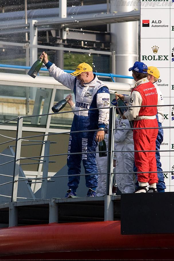 'Big' John Nielsen    - 2008 Le Mans Series Monza 1000 km