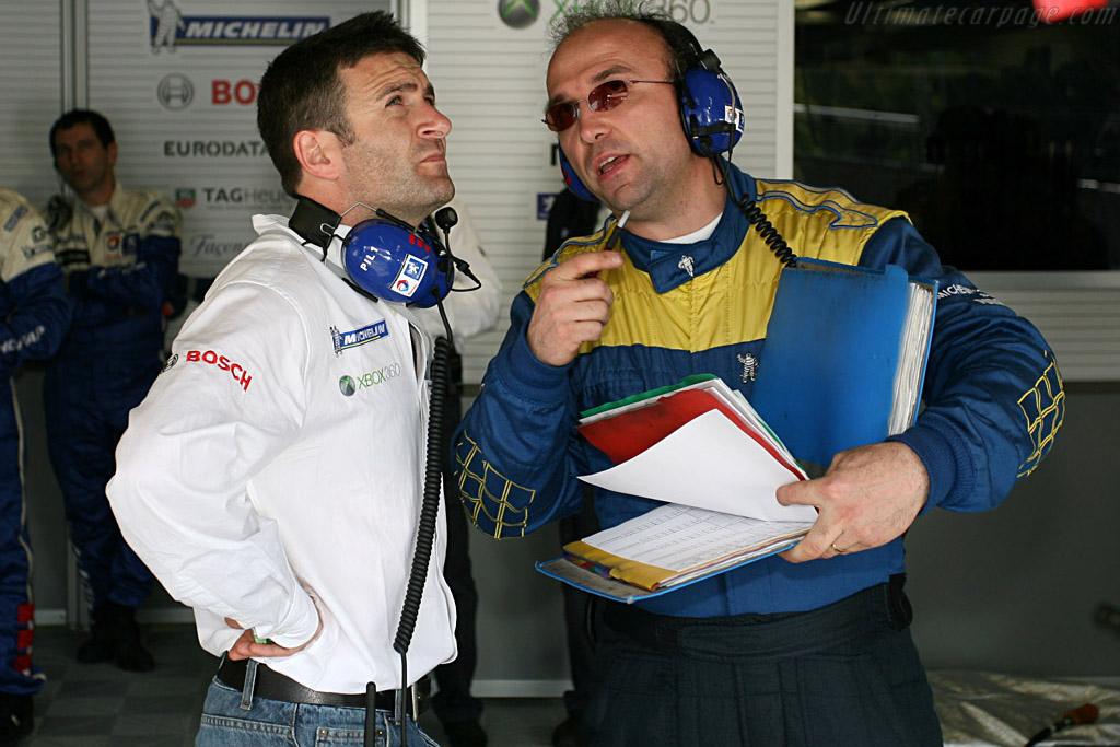 'Quick' Nic    - 2008 Le Mans Series Monza 1000 km