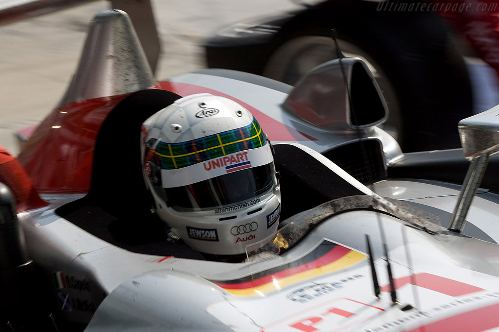 Allan McNish - Chassis: 204   - 2008 Le Mans Series Monza 1000 km