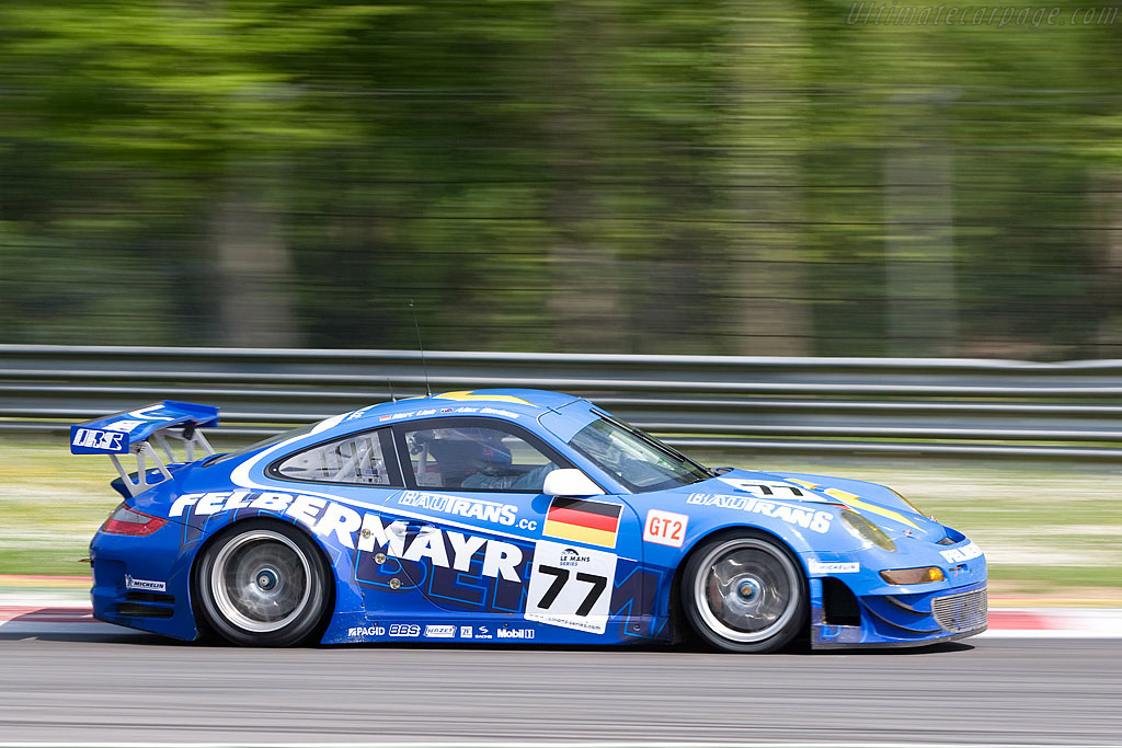 An anonymous race for Lieb and Davison - Chassis: WP0ZZZ99Z8S799922   - 2008 Le Mans Series Monza 1000 km