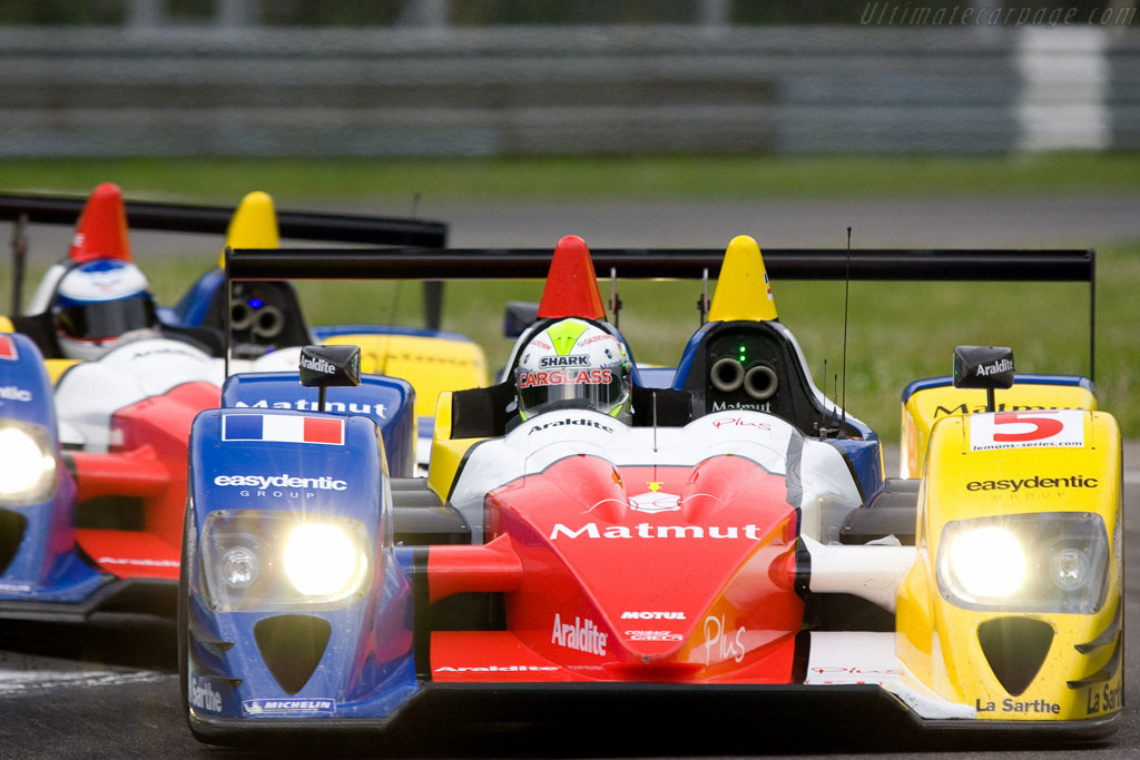 Art in motion - Chassis: LC70-03   - 2008 Le Mans Series Monza 1000 km