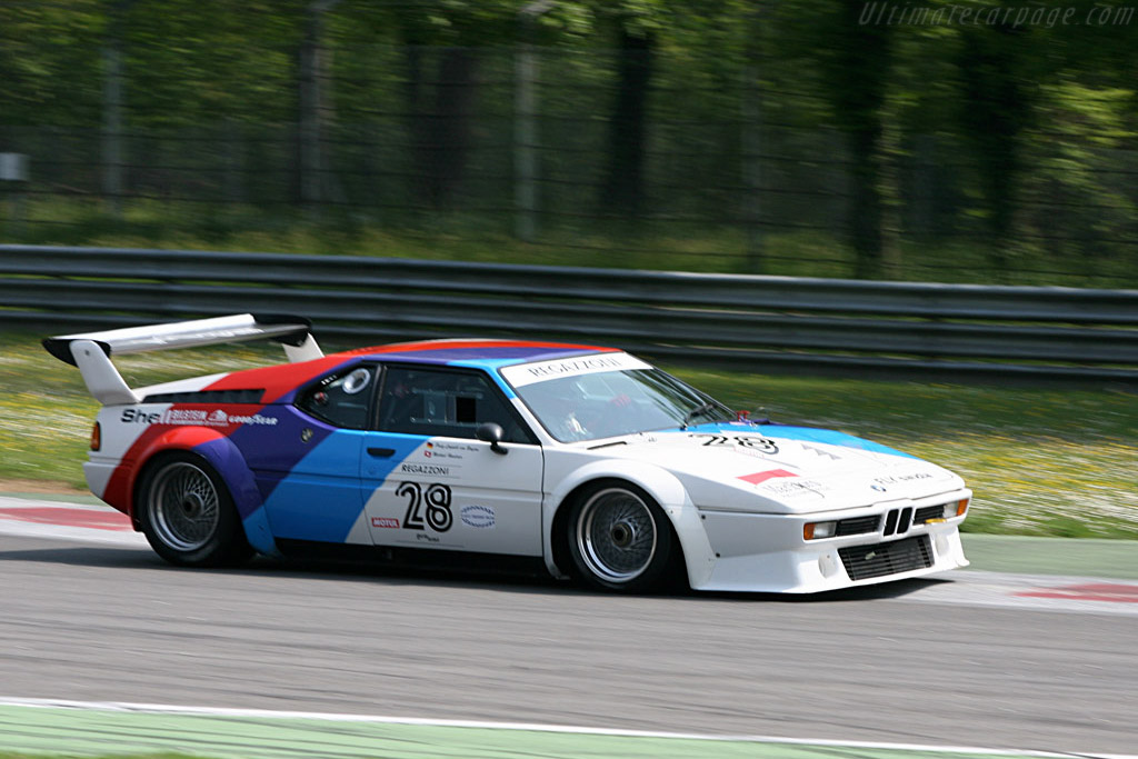 BMW M1 Group IV - Chassis: 4301039   - 2008 Le Mans Series Monza 1000 km