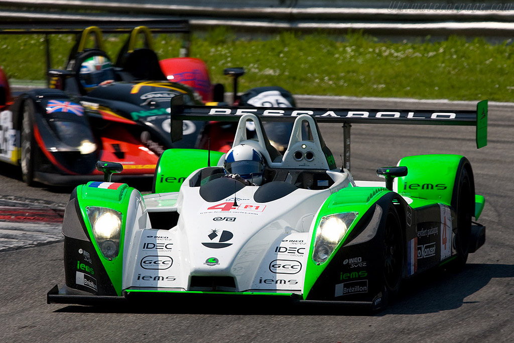 Catchy colours for Saulnier Racing - Chassis: 01-05   - 2008 Le Mans Series Monza 1000 km