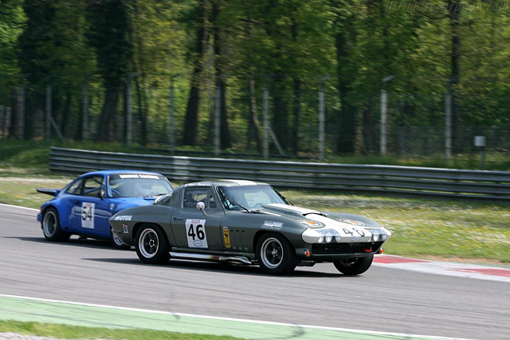 Chevrolet Corvette    - 2008 Le Mans Series Monza 1000 km