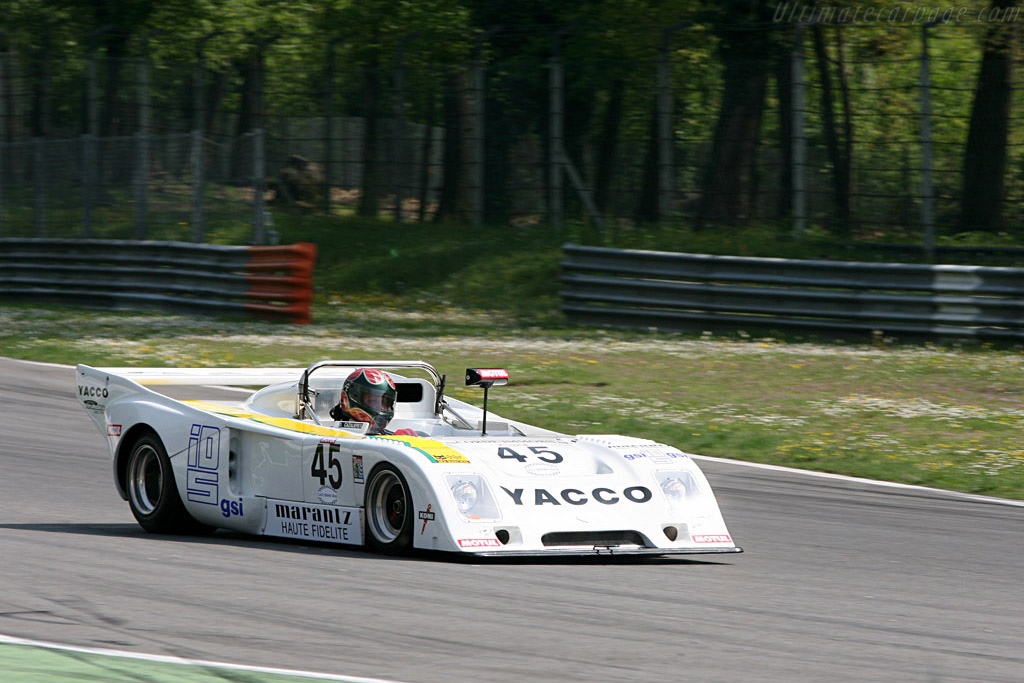 Chevron B36 - Chassis: 36-76-04 - Driver: Oliveir Cazalieres  - 2008 Le Mans Series Monza 1000 km