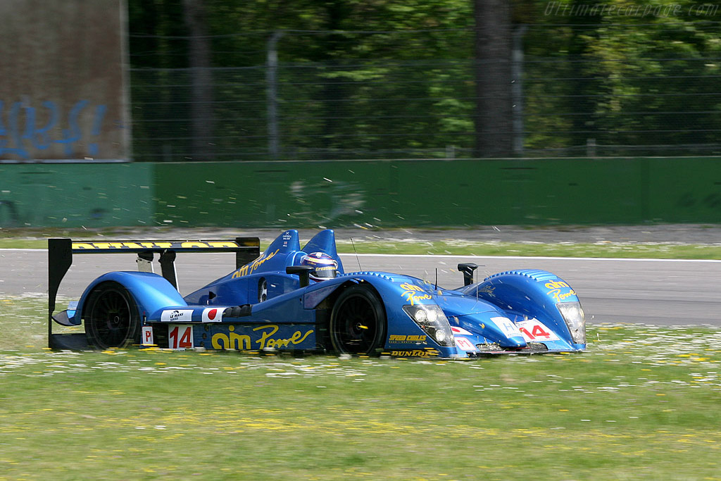 Daisy-cutter - Chassis: CA07-001   - 2008 Le Mans Series Monza 1000 km