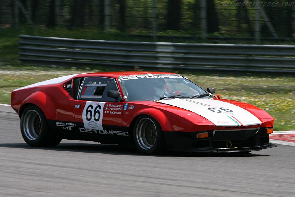 DeTomaso Pantera Group IV - Chassis: 02862(2)   - 2008 Le Mans Series Monza 1000 km