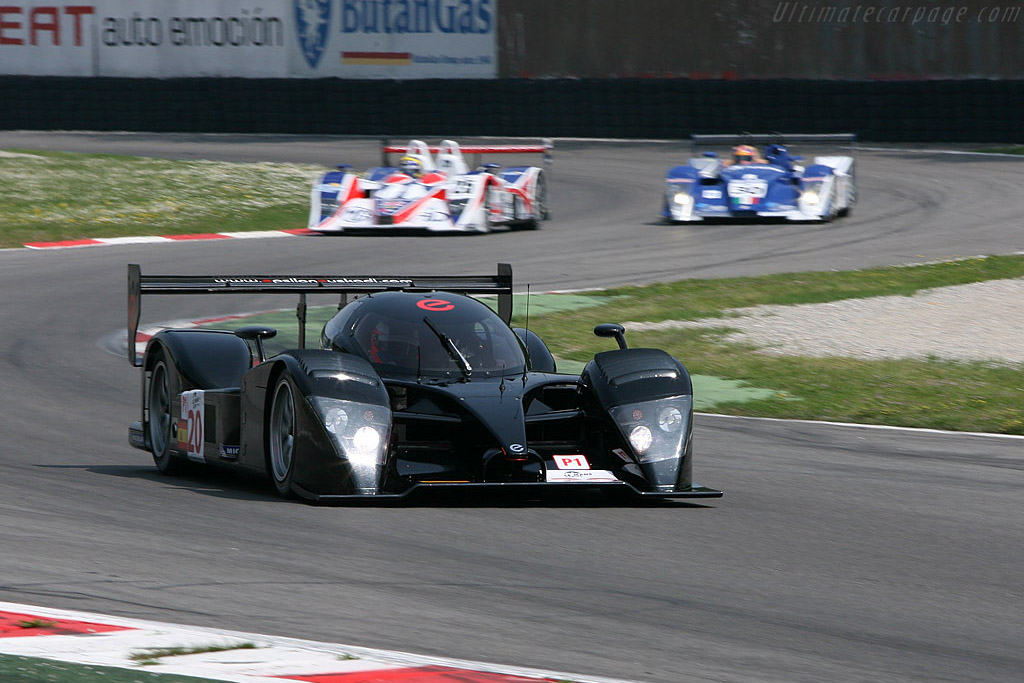 Epsilon on the pace - Chassis: 001   - 2008 Le Mans Series Monza 1000 km