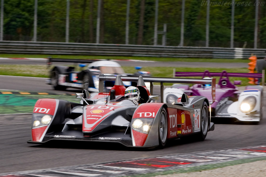 Fast, faster, fastest - Chassis: 204   - 2008 Le Mans Series Monza 1000 km