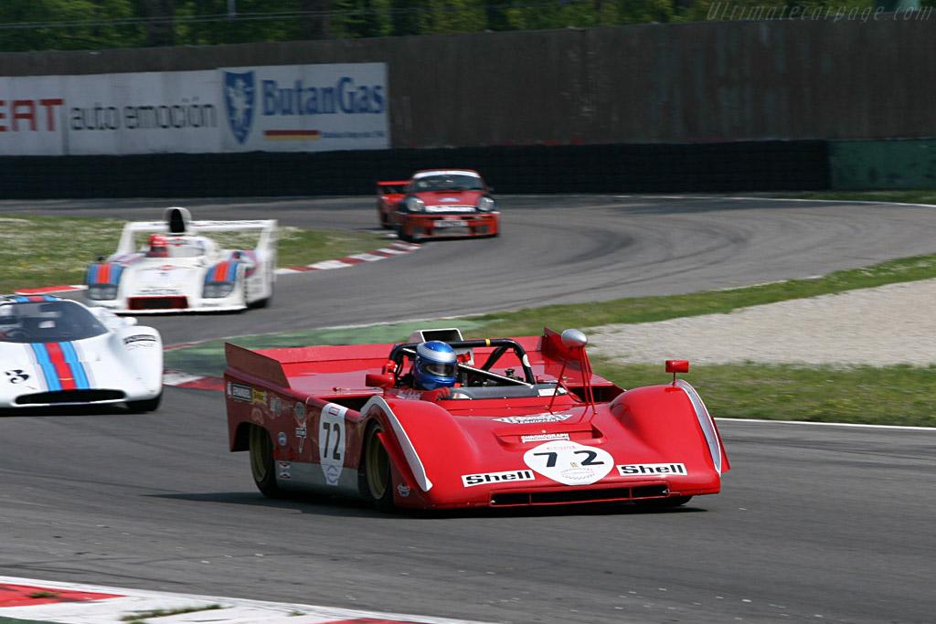 Ferrari 712 - Chassis: 1010 - Driver: Paul Knapfield  - 2008 Le Mans Series Monza 1000 km