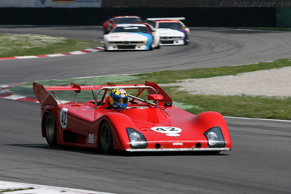 GRD S73 - Chassis: S73-073   - 2008 Le Mans Series Monza 1000 km