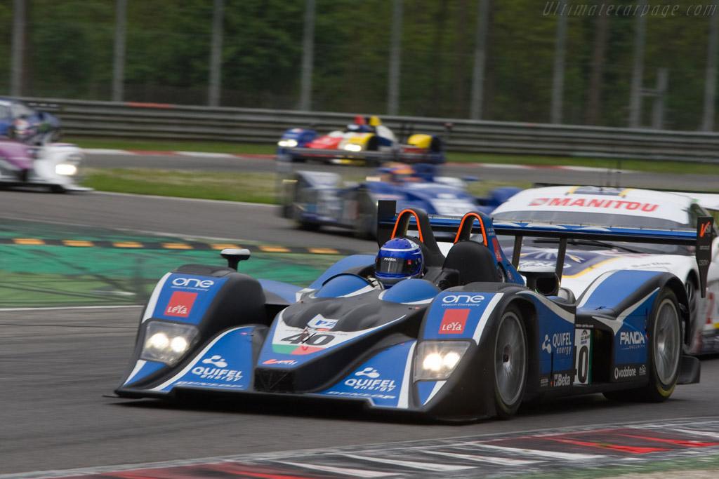 Heavy Traffic - Chassis: B0540-HU01   - 2008 Le Mans Series Monza 1000 km
