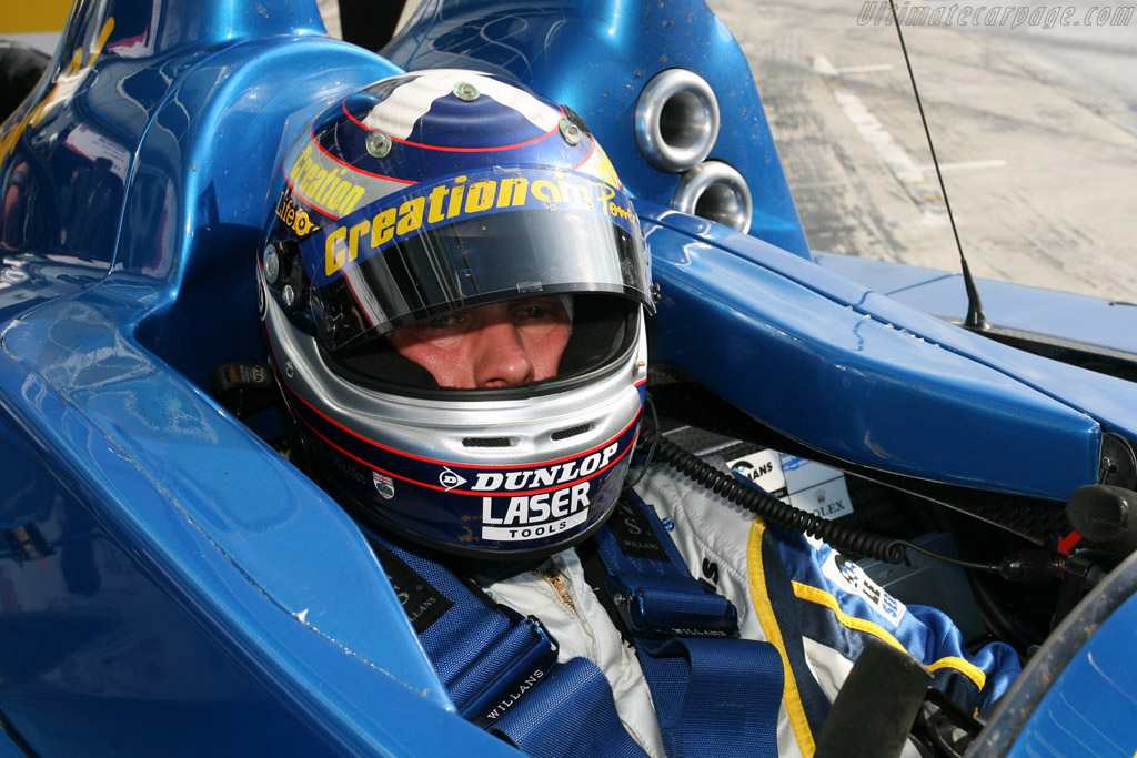 Jamie Campbell-Walter    - 2008 Le Mans Series Monza 1000 km