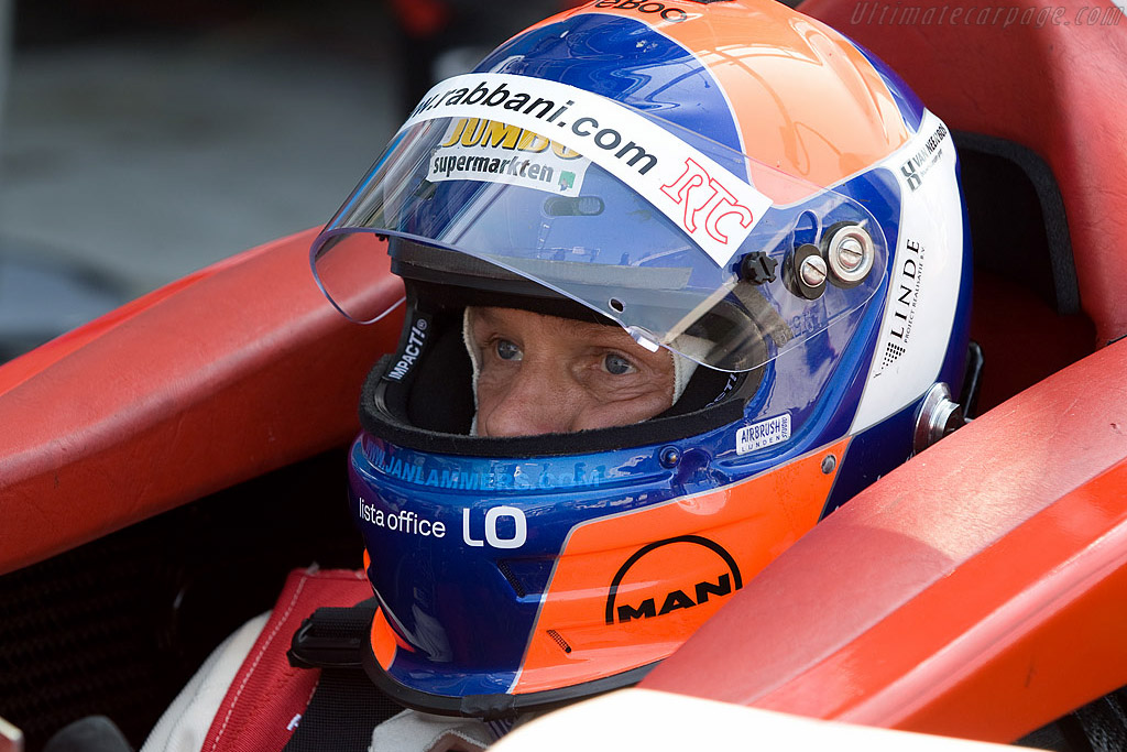 Jan Lammers - Chassis: 9R6 707   - 2008 Le Mans Series Monza 1000 km