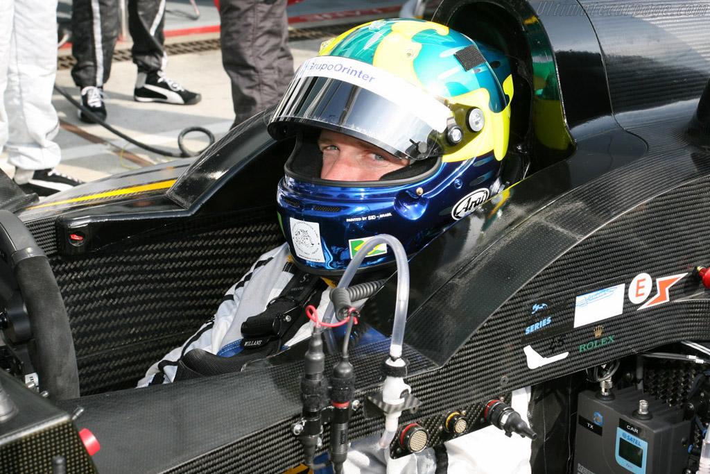 Mario Haberfeld    - 2008 Le Mans Series Monza 1000 km