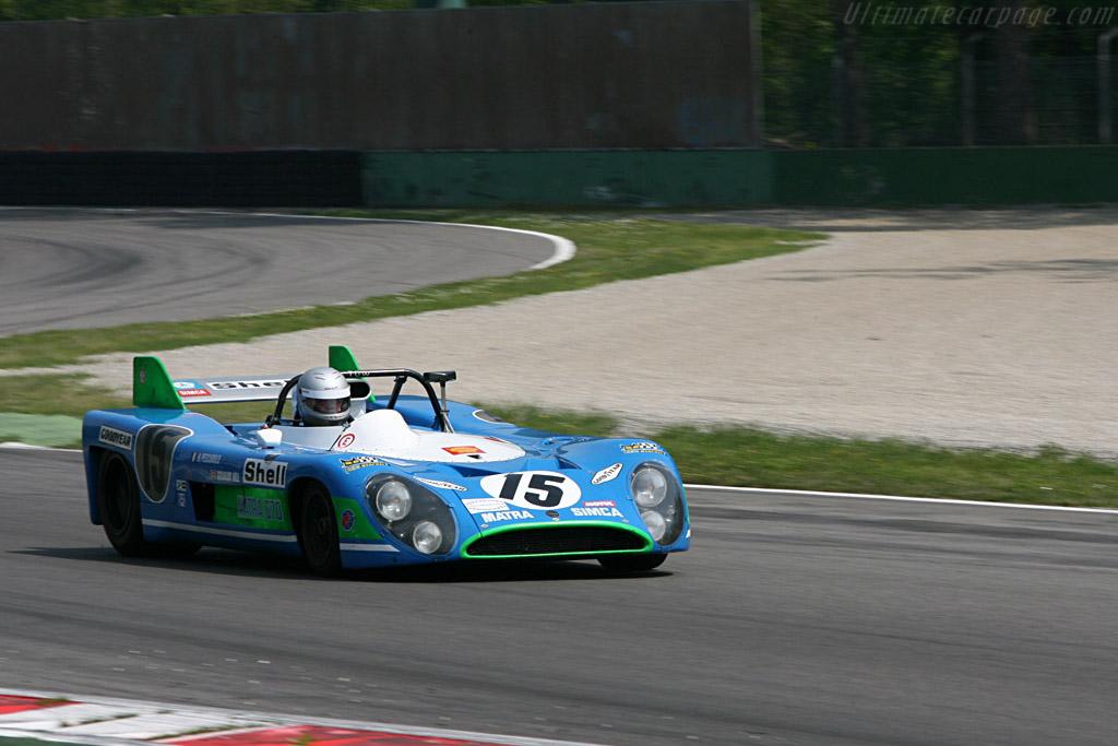 Matra MS660    - 2008 Le Mans Series Monza 1000 km
