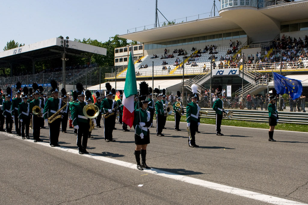 Monza Marching-band    - 2008 Le Mans Series Monza 1000 km