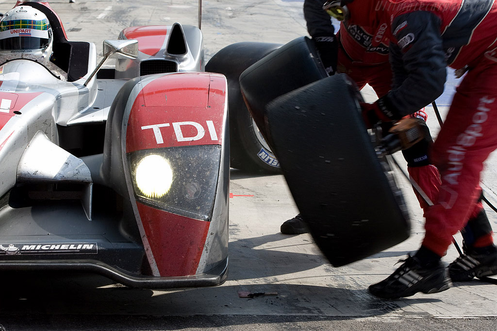Off with the old, on with the new - Chassis: 204   - 2008 Le Mans Series Monza 1000 km