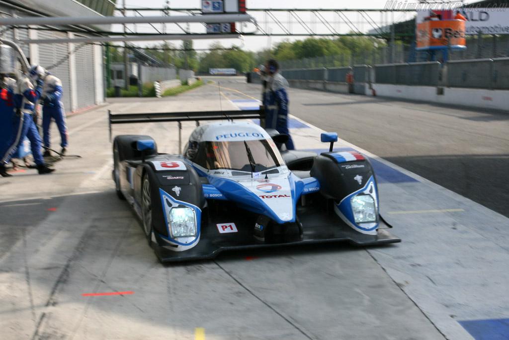 Peugeot - Chassis: 908-03   - 2008 Le Mans Series Monza 1000 km