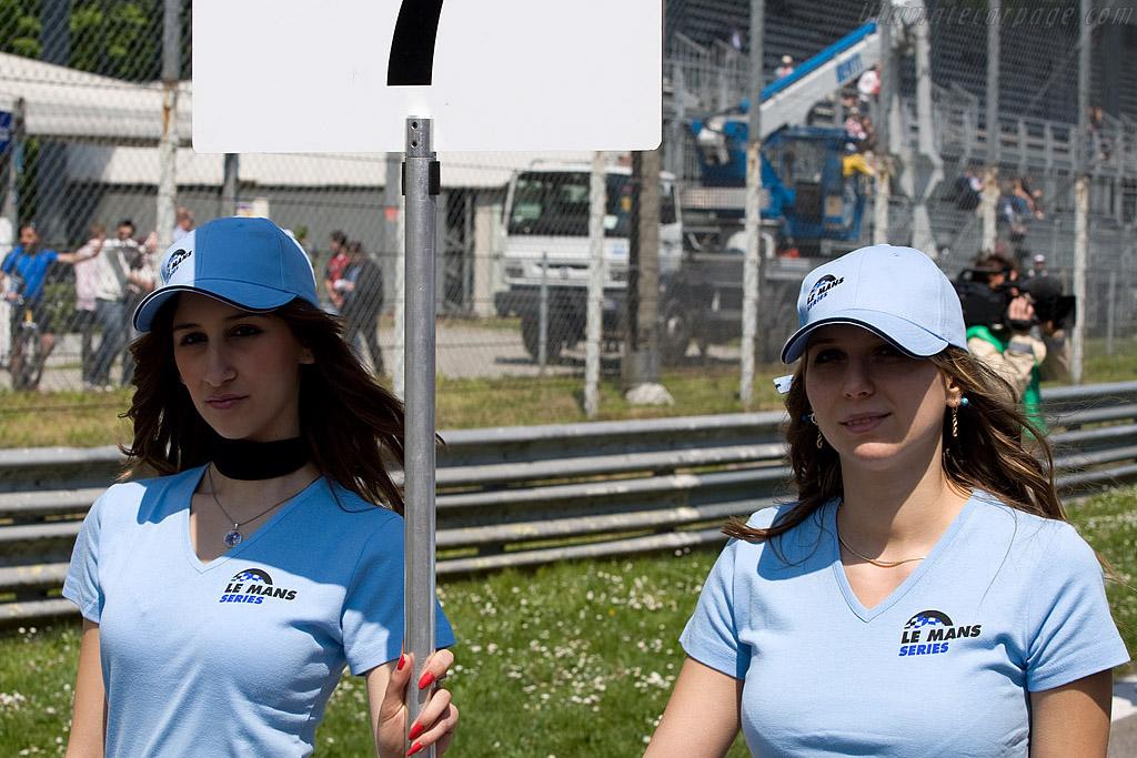 Pole position    - 2008 Le Mans Series Monza 1000 km