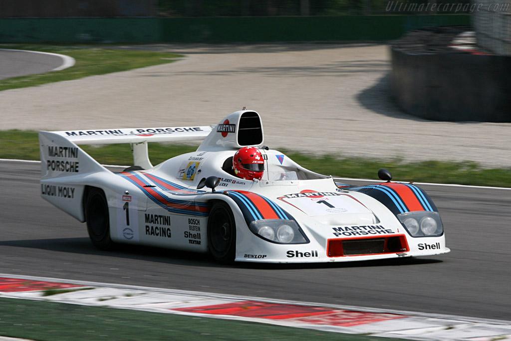 Porsche 936 - Chassis: 936-004   - 2008 Le Mans Series Monza 1000 km