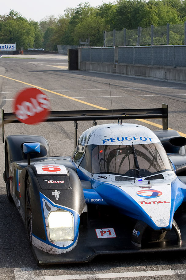 Stop - Go - Chassis: 908-03   - 2008 Le Mans Series Monza 1000 km