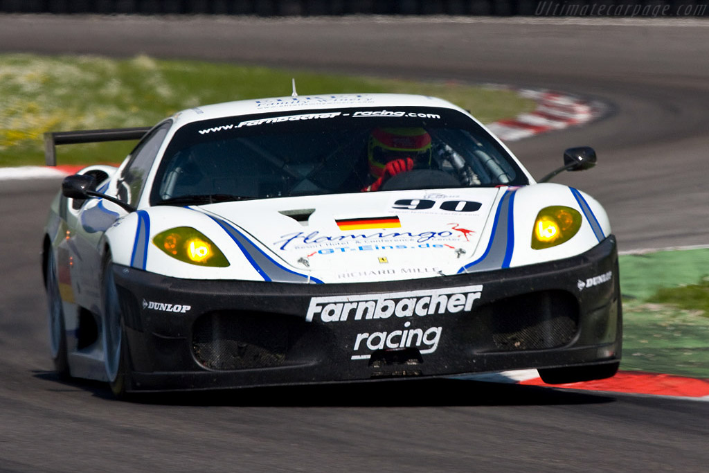 Thank you for flying Farnbacher Airways - Chassis: 2612   - 2008 Le Mans Series Monza 1000 km