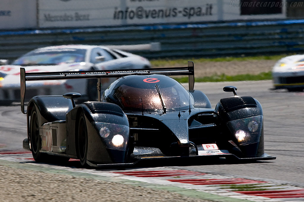 The dark side - Chassis: 001   - 2008 Le Mans Series Monza 1000 km