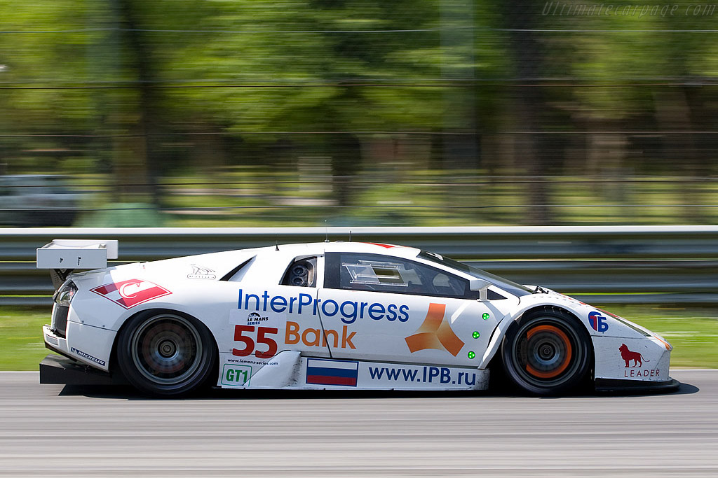 Third of just four GT1 cars - Chassis: LA01064   - 2008 Le Mans Series Monza 1000 km