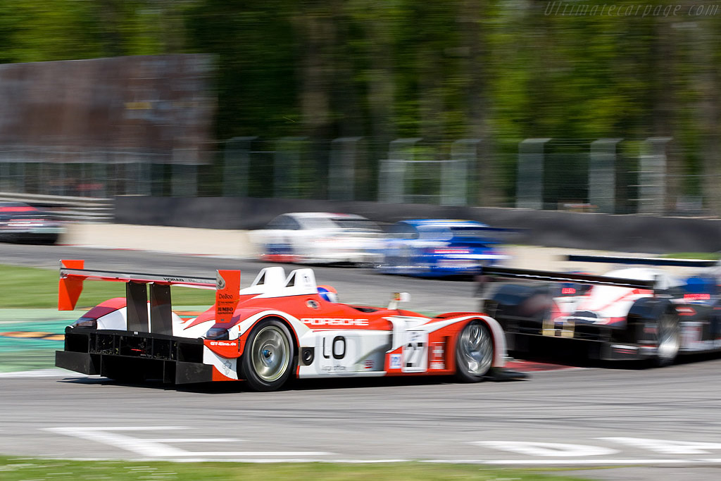 Traffic - Chassis: 9R6 707   - 2008 Le Mans Series Monza 1000 km
